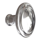 Polished Nickel Simplicity Knob (7153.PN)