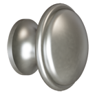 Matte Nickel Trunk Knob (7161.MN)