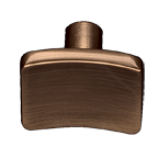 Mode Knob - Brushed Bronze - Medium