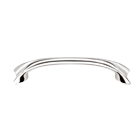 "Mode Pull - Polished Chrome - 4"" Center - Medium"