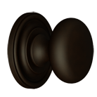 Solid Brass Bronze Finish Knob (730.731)