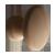 Maple Round Knob