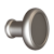 Satin Nickel Baluster Knob