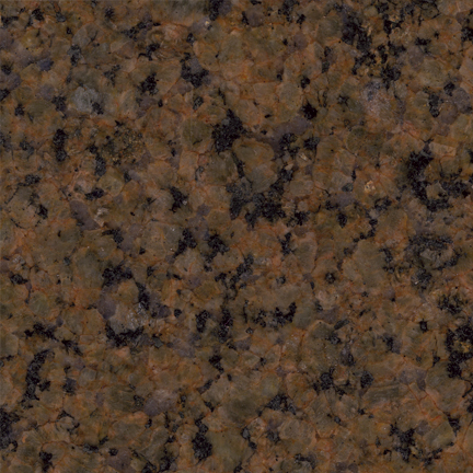 Tropical Brown - Color Range - Dark