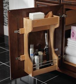 Sink Base Door Storage