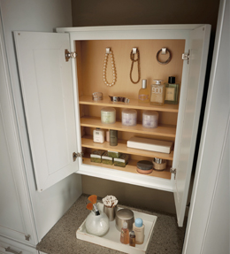 Vanity Wall Cabinet