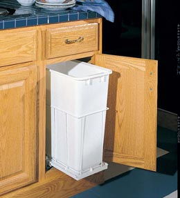 Base Single Wastebasket