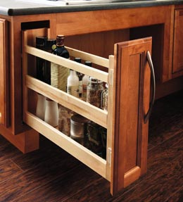Passport Base Pantry Pull-out