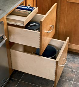 Base Deep Drawer Combination