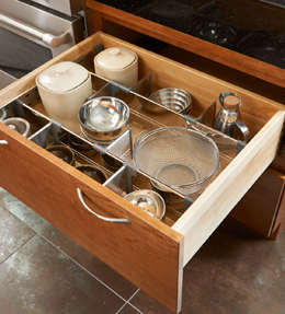 Stainless Drawer Organizer