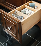Vanity Adjustable Drawer Dividers