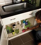 CoreGuard® Sink Base