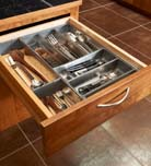 Stainless Steel Drawer Divider