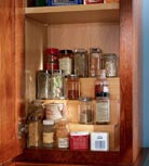 Tiered Storage Shelf
