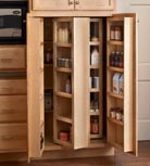 Multi-Storage Pantry