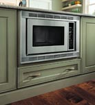 Base Built-in Microwave Cabinet