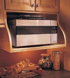 Wall Microwave Shelf