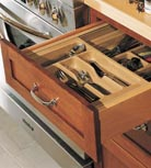 Tiered Drawer Dividers