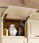 Wall Top Hinge Cabinet