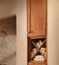 Bath - Towel/Linen Storage Cabinet