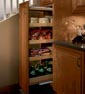 Kitchen - Food - Tall Pantry Pull-out