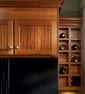 Kitchen - Food - Wall Wine Rack Cabinet