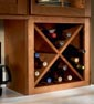 Kitchen - Food - Wine Storage Cabinet