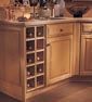 Kitchen - Food - Base Wine Rack Cabinet