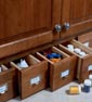 Kitchen - Preparation - Spice Drawer Cabinet