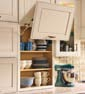 Kitchen - Tableware - Wall Lateral Bi-Fold Cabinet