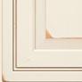 Vintage Dove White w/Cocoa Patina