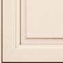 Dove White w/Cocoa Glaze