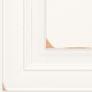 Vintage Dove White w/ Cinder Patina