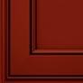 Cardinal w/Onyx Glaze