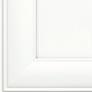 Dove White w/ Cinder Glaze