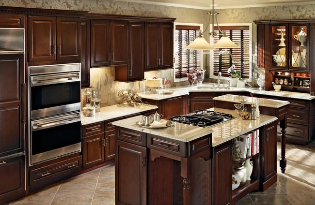 Universal Design Kitchen Cabinet Details