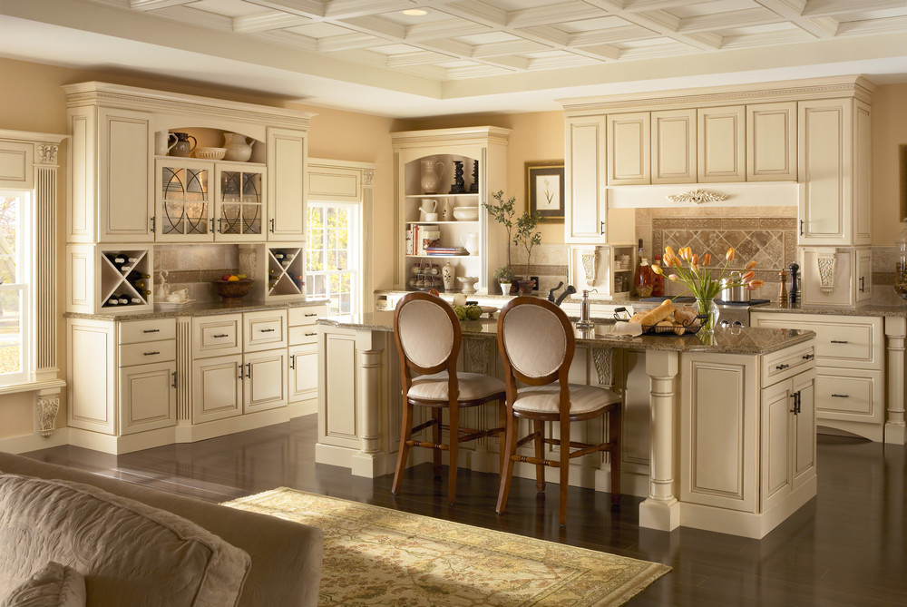 Create a Kitchen a Professional Chef Would Dream Of