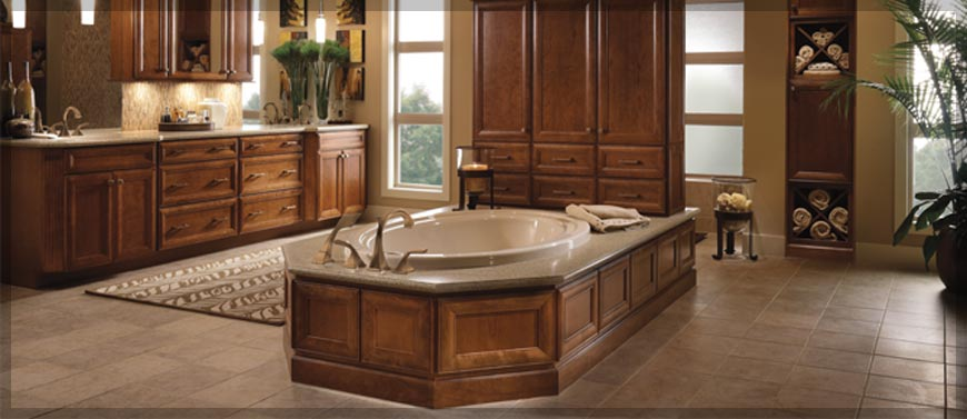 Bathroom Vanity Kraftmaid bathroom layouts - kraftmaid cabinetry